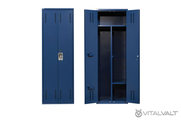 Custom Sports Team Lockers - Athletic Equipment Storage Lockers