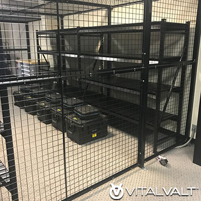 GSA Pricing - Security Cages