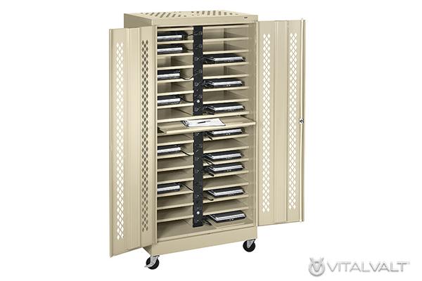 Plug In Storage - Dock Storage Lockers