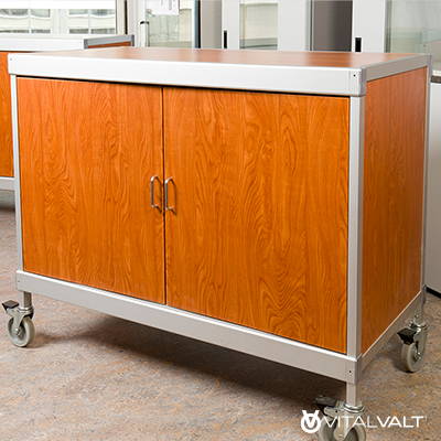Laminate Consoles - Aluminum Consoles - Console Furniture