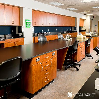 Lab Casework - Lab Furniture - Lab Design - Laboratory Casework