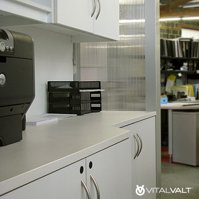 Office Storage Cabinets with Drawers - Office Wall Cabinets - Office Corner Cabinets