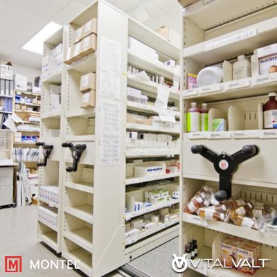 Healthcare & Drug Storage - Medical Storage Systems