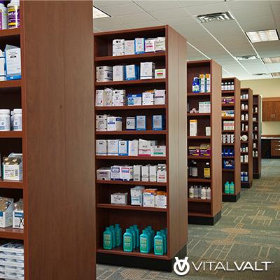 Pharmaceutical Display Unts - Pharmacy Store Fixtures