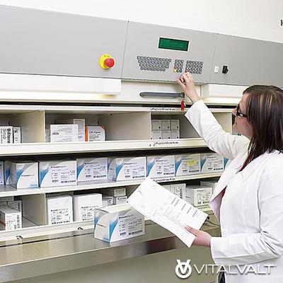 Pharmacy Automation Storage System