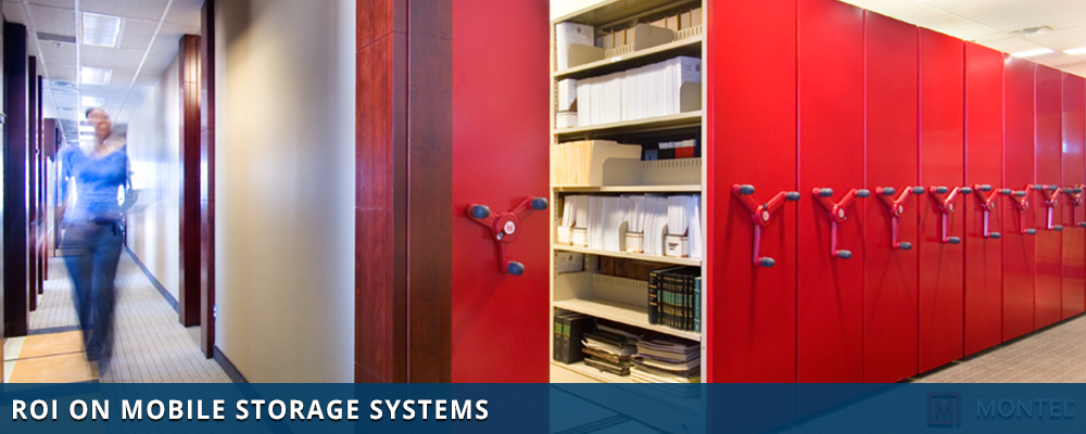 ROI on Mobile Storage Systems - Office Storage Systems