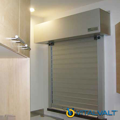 Mobilflex Security Closures - Roll Up Security Doors
