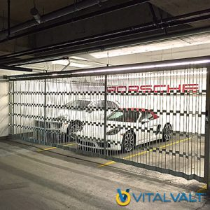Garage Security Closures and Gates