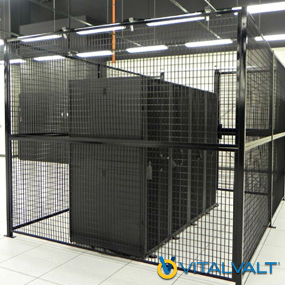 MILCON Security Cages for Servers