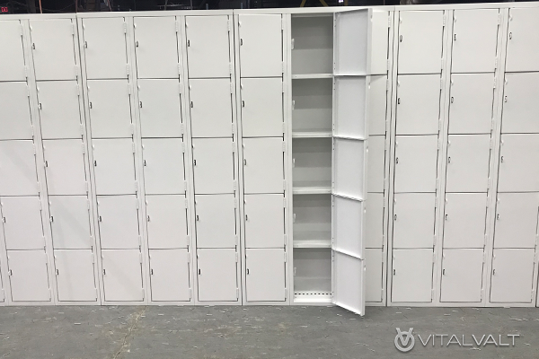 Package Storage Solutions - Mailbox Lockers