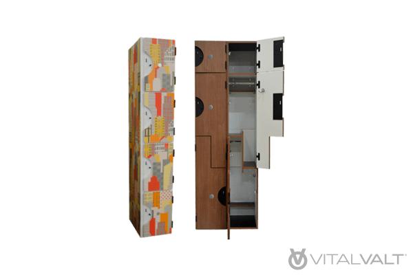 Personal Lockers - Personal Asset Storage