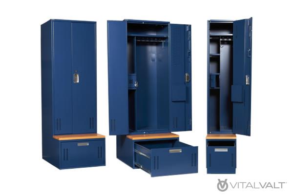 Tactical Readiness Lockers - Gear Lockers