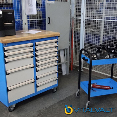 Storage Carts for Warehouse