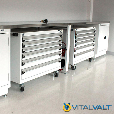 Industrial Carts, Storage Solutions, Workbenches