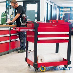 Motorized Carts - Motorized Utility Carts