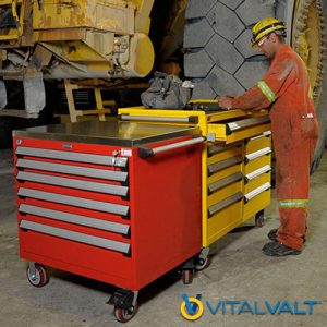 Industrial Utility Carts - Heavy Duty Utility Carts