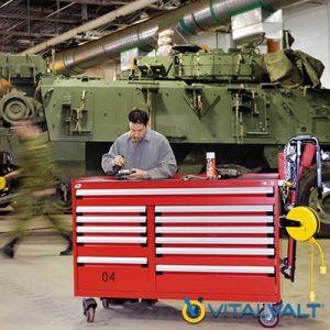 Carts - industrial storage carts