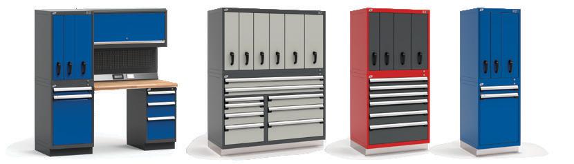 Custom Modular Drawer Systems
