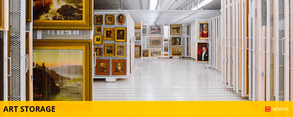 Art Sttorage Cabinets, Art Organization