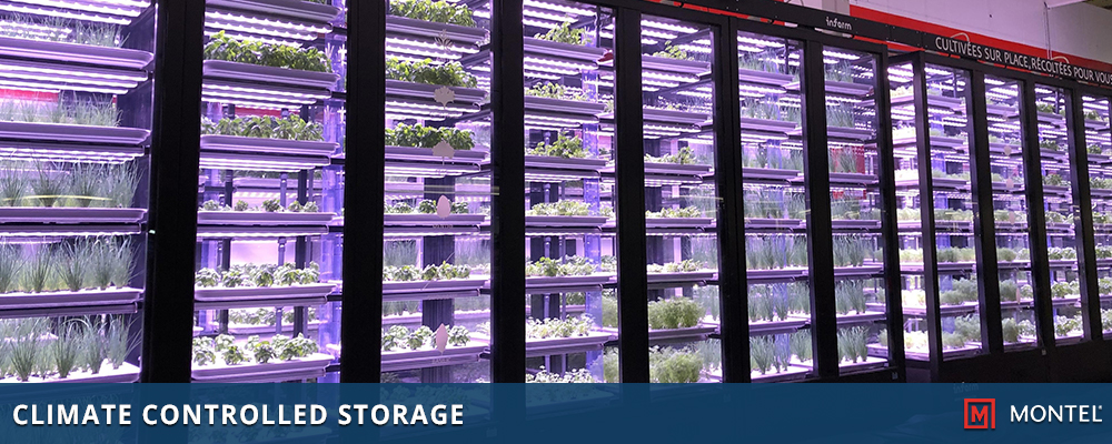 Cold Storage - Temperature Controlled Storage