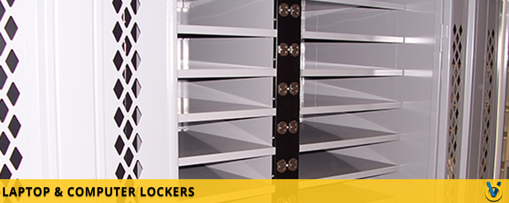 Electronic Device Charging Station Lockers