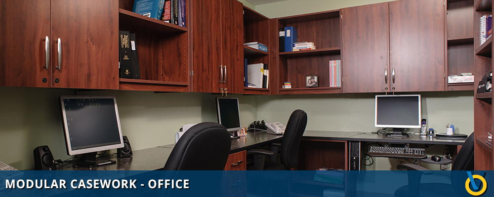 Office Casework Solutions - Modular Furniture