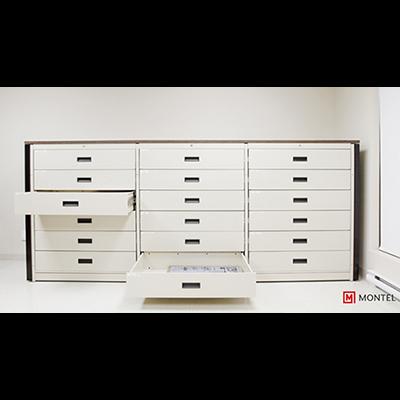 Vital Valt - Modular Drawer Cabinets