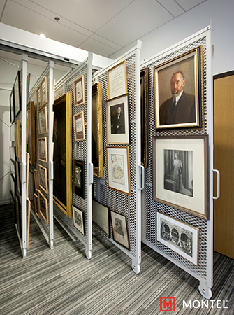 Fine Art Storage - Canvas Storage