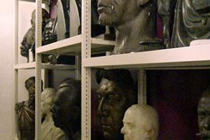 Artifact Storage - Bust Storage