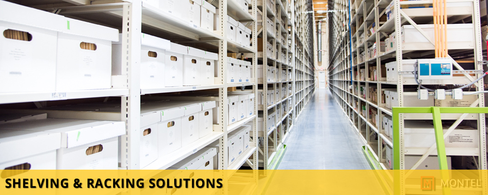 Shelving Storage Solutions - Shelving Systems