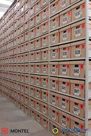 Archive Storage - Archive Box Storage for Tax Documents
