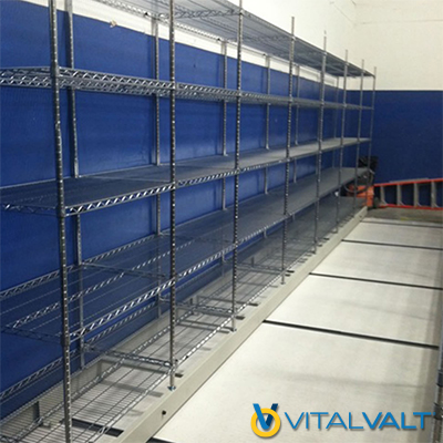 Heavy Duty Industrial Wire Shelving