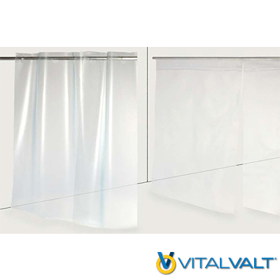 Safety Curtains to Protect Workstations